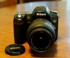 Nikon D D80 10.2Mp Digital Slr Camera - Black (Kit w/ Af-S Dx Ed G 18-55mm Lens)