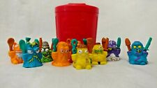Moose Trash Pack 1 Can - Trashies LOT of 9 Toy Figures