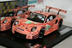 Carrera 20023886 Porsche 911 RSR #92 Pink Pig Design Multicoloured