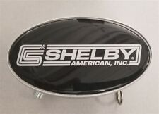 Shelby American CS Race Track Hitch Cover Ford F150 F250 F350 Bronco Mustang SVT
