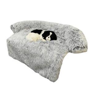 Large Dog Cat Pet Mat Sofa Bed Blanket Pad Cushion Warm Home Floor Protector XXL