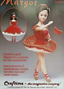 Craftime Crochet Patterns for Dolls