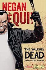 Fumetto - Saldapress - The Walking Dead -  Negan è Qui - Nuovo !!!