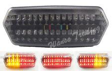 Tail Brake Turn Signals Integrated Light Smoke For 2014-2016 HONDA Grom MSX 125