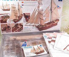 ARTESANIA LATINA 22450 - 1:56 - Model Kit Falcon US Coast Guard - OVP - #J1000