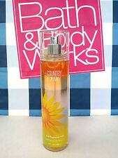 Bath & Body Works Country Chic Fine Fragrance Mist 8 oz (New Look)