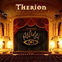 """THERION """"LIVE GOTHIC"""" 2 CD+DVD SYMPHONIC METAL NEW+"""
