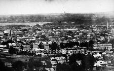 Photo. 1860s. Montreal.  Sky View From Mount Royal