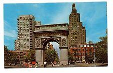 USA - cpsm - NEW YORK - Washington Arch in Washington Square Park  (C2782)
