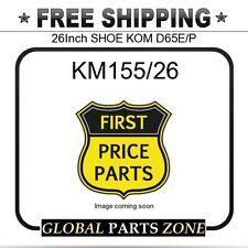 KM155/26 - 26Inch SHOE KOM D65E/P  for KOMATSU