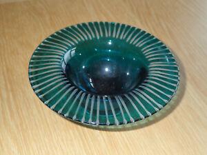 Simon Moore art glass vase or bowl
