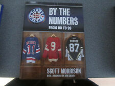 By the Numbers : From 00 to 99 by Scott Morrison Hardcover 1st/1st Signed