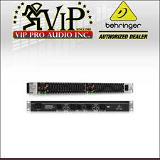 Behringer FBQ1502HD Hi-Def Ultragraph 15-Band Equalizer EQ Feedback Detection