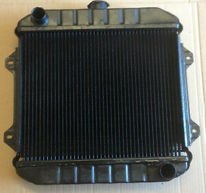 Ford  Anglia recored 3 Row Core radiator Includes A Surcharge