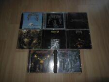 Death-/Thrashmetal CD-Sammlung Messiah