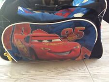Disney Pixar Cars Lightning McQueen Racing Team Duffle Bag Rusteze 95