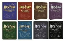 Harry Potter: 1-8 Collection (HMV Exclusive Ltd Ed Blu-ray Steelbook Boxset) [UK