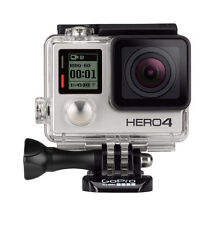 GoPro HERO 4 Digital Camcorder - Silver - Surf Edition