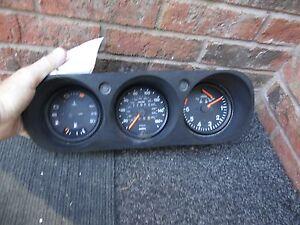 1987 1988 87 88 Porsche 924 Speedometer Instrument Cluster Oem 229K Miles