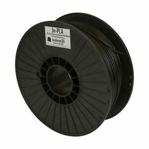 [3DMakerWorld] taulman3D Industrial PLA (In-PLA) Filament - 3mm, Black