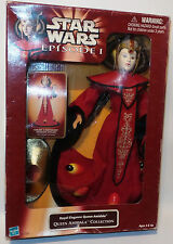 STAR WARS : ROYAL ELEGANCE QUEEN AMIDALA ACTION FIGURE (SK)