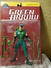 DC DIRECT GREEN ARROW FIGURE-2002- HTF