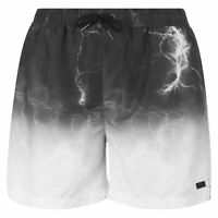 Firetrap Sub Swim Shorts Mens Gents Pants Trousers Bottoms Lightweight Mesh
