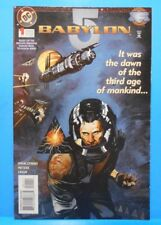 BABYLON 5 #1 of 11 1995 DC Comics Uncertified STRACZYNSKI Based on TV Series