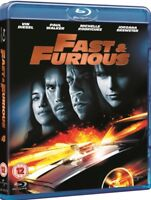 Nuovo Fast & Furious 4 - Fast And Furious Blu-Ray