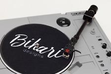 New!! Bihari Designs Upgrade Tonearm QRM RS Aluminium in Black for Reloop Spin