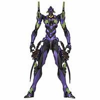Kaiyodo Revoltech: Evangelion Evolution EVA-01 Natayanagi Action Figure