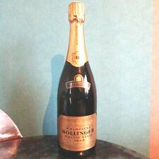 Champagne Bollinger grande année 1989