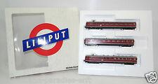Liliput Spur H0 12604 Diesel-Triebzug VT 06 rot der DB in OVP (JL5831)