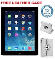 Apple iPad 4th Generation, 9.7in, WiFi - 12Months warranty - A GRADE (*)