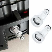 2 x  Wasserfilter Hochdruckreiniger Gartenschlauch Filter Für Karcher K2-K7 Neu