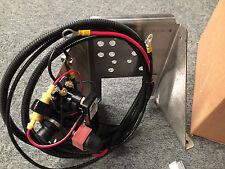 MerCruiser Trim Pump Stainless Steel Mounting Bracket Wiring Solenoid 862548A1
