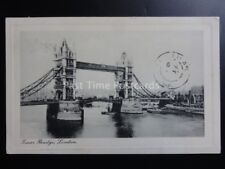 London: Tower Bridge c1910 Pub by Wildt & Kray