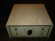 K.H. FREDERICK CO. LN2 SOLENOID CONTROLLER 110/115V 8W, GUWC, NO AC CORD OR SENS