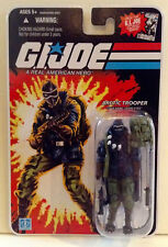 G.I.JOE 25th ANNIVERSARY: SNAKE EYES - ARCTIC TROOPER - from COMIC - NON-MINT