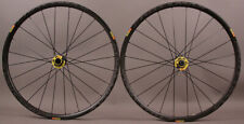 "Mavic Crossmax Pro Carbon 27.5"" 650b MTB Mountain Bike Wheelset BOOST SHIMANO"