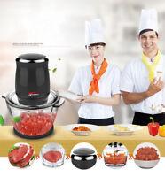 220V Electric Household Meat Grinder Kitchen Mincer Sausage Maker Grind Machine