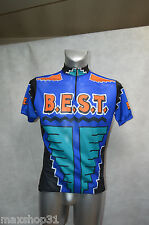 MAILLOT VELO BEST NEUF VTT MOUTAIN BIKE TAILLE M CYCLISME/BIKE/JERSEY/MAGLIA/
