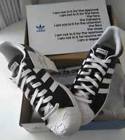 Adidas Originals Superstar Nigo Bear US Size 10 UK size 9.5