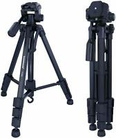 "Lightweight 57.5"" Camera Tripod Pan Head Stand with Carry Bag for DSLR SLR Canon"