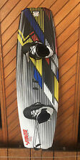 Liquid Force S4 Soven Wakeboard 134/CTRL SX Boots size 9 SPECIAL ONCE ONLY PRICE