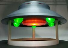 The Invaders UFO/Flying Saucer - Large - in Flight With Stand & light