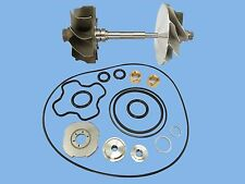 Ford 7.3 Powerstroke FORD F250 F350 Turbo Comp Wheel & Shaft & 360°  Rebuild Kit
