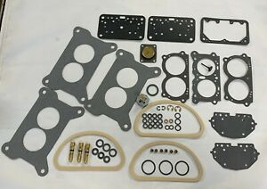 Holley Tri-Power Rebuild kit MOPAR six pack