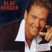 """OLAF BERGER """"BEST OF"""" CD NEU"""