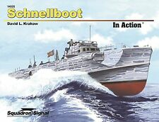 Schnellboot in Action (German Torpedo E-Boats) (Squadron Signal 14035)